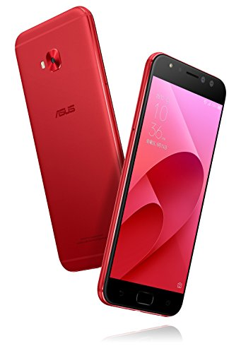 ASUS ZenFone4 Selfie Pro ZD552KL クラシックレッド(オクタコアCPU/4GB/64GB/DSDS/SIMフリー)【正規代理店品】