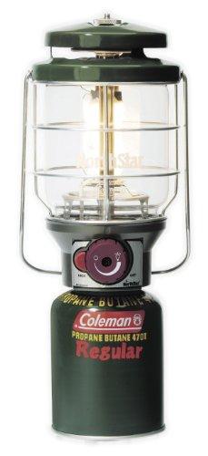 【日本正規品】 コールマン(Coleman) ランタン 2500 ノーススター LPガス別売り 約1543ルーメン グリーン 2000015520