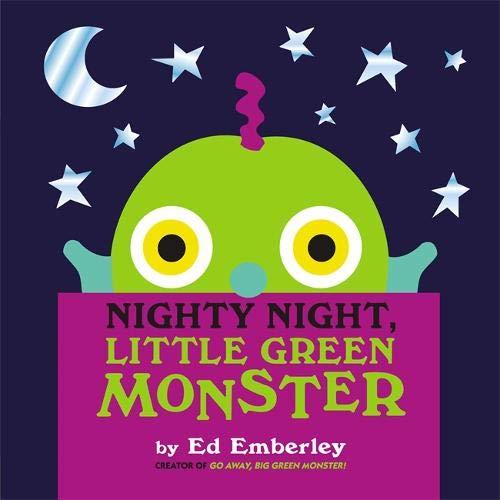 Nighty Night, Little Green Mon...