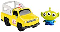 Disney/Pixar Toy Story Mini Alien & Pizza Planet Truck [並行輸入品]
