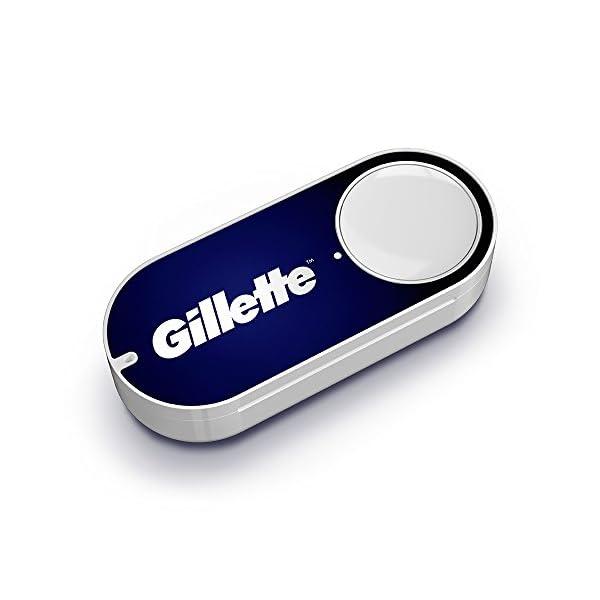 ジレット Dash Buttonの商品画像