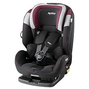 Aprica (アップリカ) ISOFIXジュニアシート フォームフィット FormFit ラズベリーローズ RD 【適切な座位姿勢促進車体】 2022365