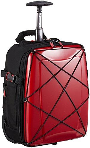 HIDEO WAKAMATSU スーツケース ソフト ハイブリッドギアトローリー 3WAYキャリーケース 41.5cm 85-7630