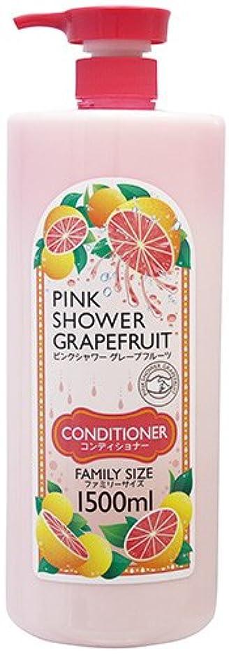 関係より平らなウィザードピンクシャワーグレープフルーツコンディショナー 1500ml
