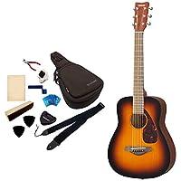 YAMAHA ミニアコースティックギター 入門11点セット JR2 TBS タバコブラウンサンバースト 子供用ミニギター ヤマハ