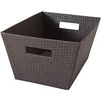 IKEA ASIA バッティングバスケット ブラック