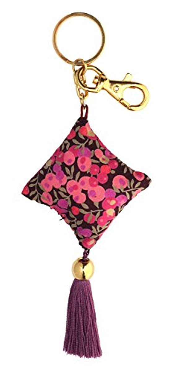 摂動下向き硬化するperfume Drops キーリング ウィルトシャー ピンク