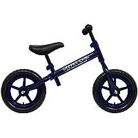 DEEPER(ディーパー) ペダルなし自転車 DE-chibi-S 子供用自転車 ブルー