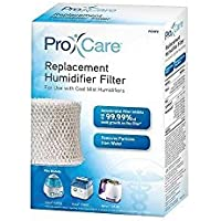 Pro Care Replacement Humidifier Filter PCWF2 For Use With Cool Mist Humidifiers Fits Models: Vicks V3700 & V3900 & Relion WA-8D, Kaz, Sunbeam, Honeywell & Many More (See List) [並行輸入品]
