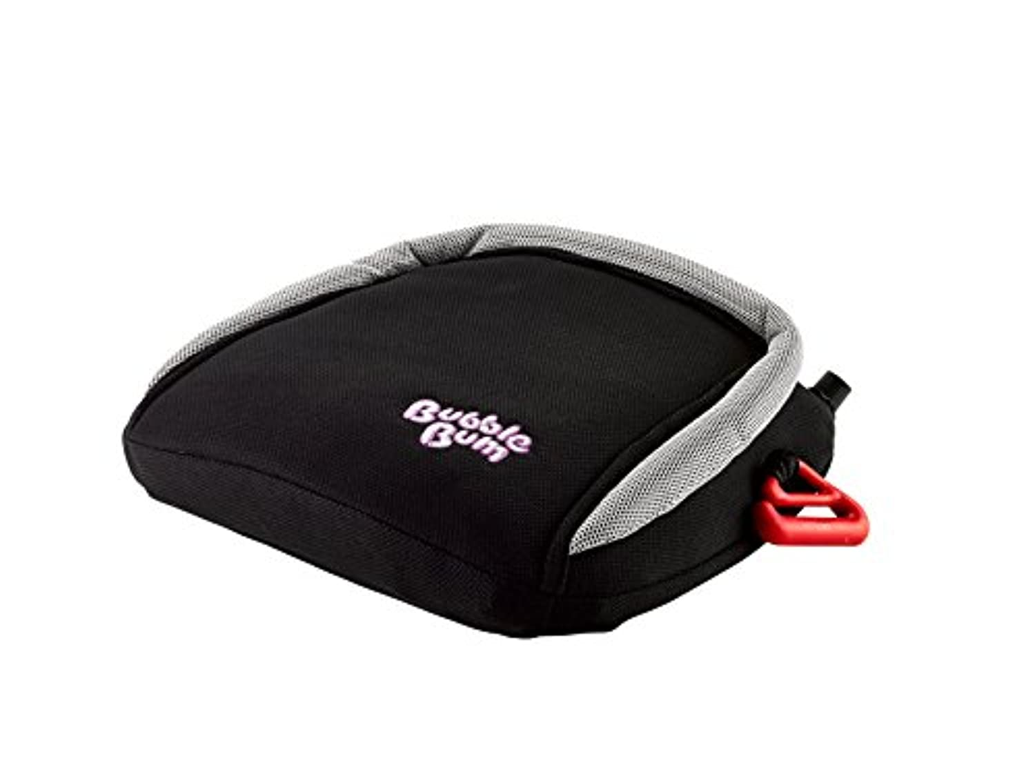 Bubblebum Inflatable Car Booster Seat New black