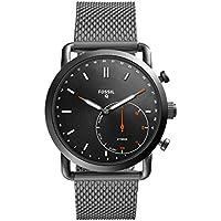 Fossil Men's FTW1161 Smart Digital Grey Watch
