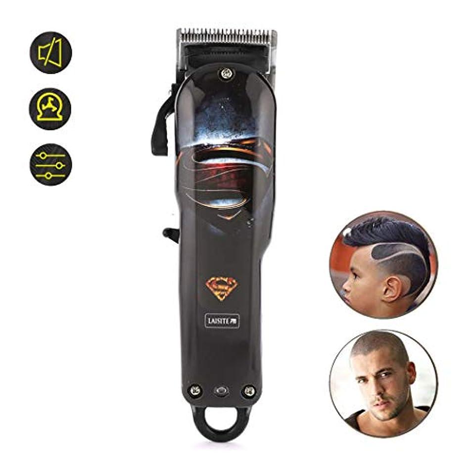 寄稿者別れるパスタバリカン人の毛クリッパーの充電式毛クリッパーの男性の子供のための電気ひげのトリマー-A