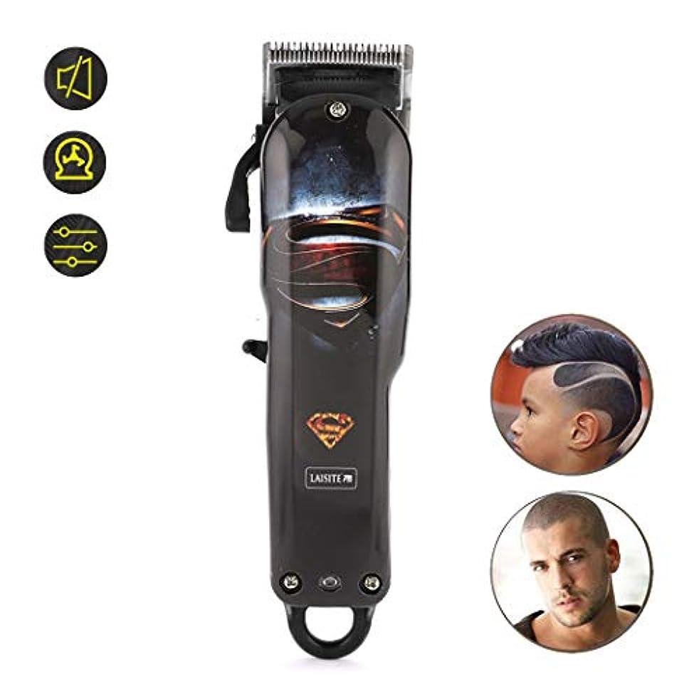 等価ビルダー混合したバリカン人の毛クリッパーの充電式毛クリッパーの男性の子供のための電気ひげのトリマー-A