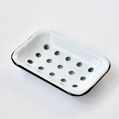 DULTON Enameled Soap Dish エナメルソープディッシュ