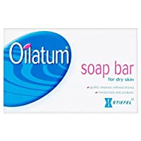 Oilatum Soap Bar (100g) - Pack of 2 by Oilatum [並行輸入品]
