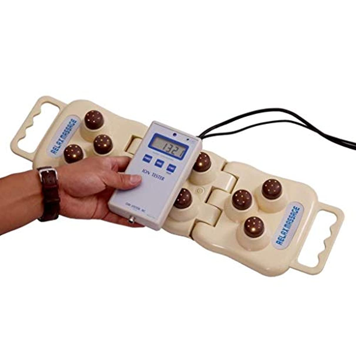 ドリルまろやかな挑む電気マッサージ器、トルマリン理学療法頸椎健康機器、暖房理学療法器具、膝/肩/腰/脚マッサージ、全身ヒーターマッサージリラックス