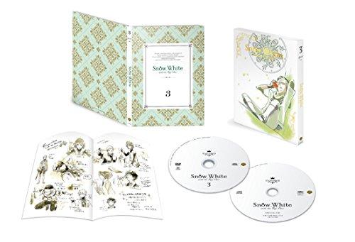 【Amazon.co.jp限定】 赤髪の白雪姫 Vol.3 <初回生産限定版> [DVD]   (1~6全巻購入特典:「描き下ろし全巻収納BOX」引換シリアルコード付)