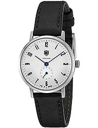 [ドゥッファ]DUFA 腕時計 Gropius ホワイト文字盤 DF-7001-03 レディース [並行輸入品]