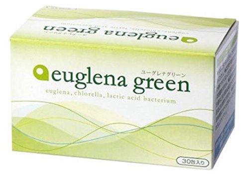 ユーグレナ グリーン 30包 ミドリムシ (粒状) 2箱セット