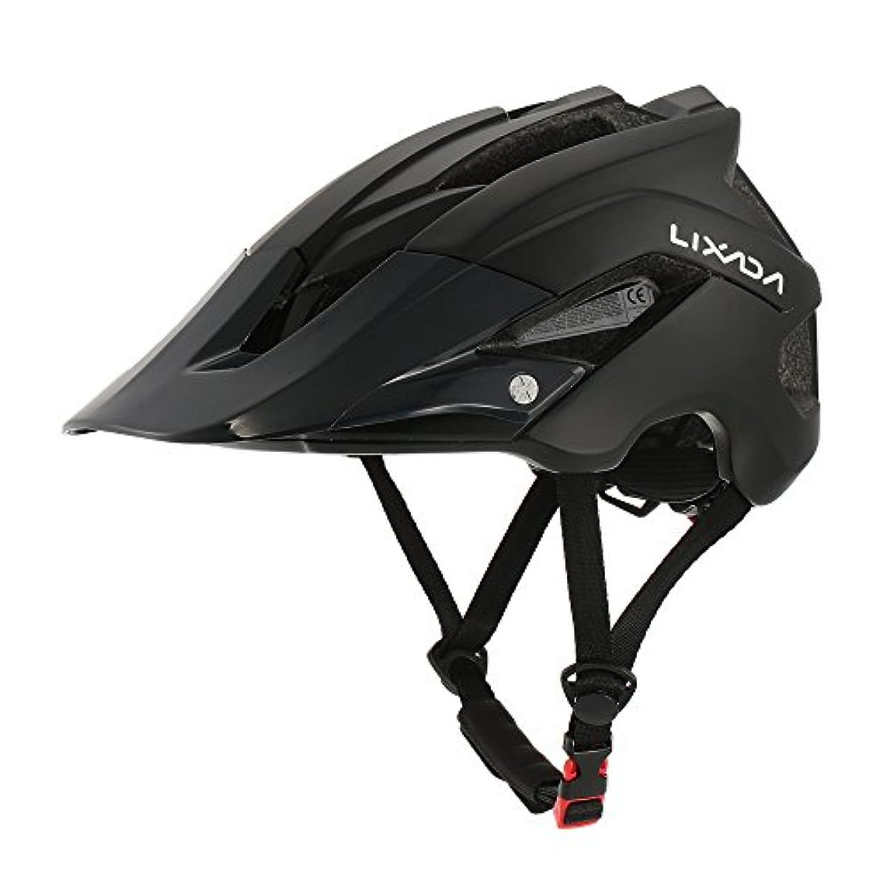 バブル減少パーセントLIXADA 自転車 ヘルメット ロードバイク 超軽量 高剛性 サイクリング 男女兼用 サイズ調整