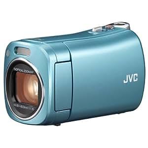 JVC KENWOOD JVC  ビデオカメラ BabyMovie 内蔵メモリー32GB ブルー GZ-N5-A