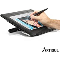アーティスル 液晶 ペンタブレット 13.3インチ フルHD液晶 Artisul D13(SP1301) スタンド 付 日本正規代理店品【ARTISUL】