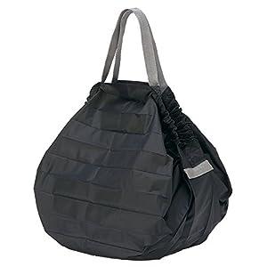 マーナ コンパクトバッグ M ブラックの関連商品6