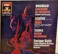 Rodrigo: Concierto De Aranjuez, Etc. / Batiz