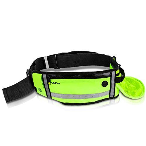 [해외]Navestar 달리기 파우치 허리 가방 방수 초경량 스포츠 벨트 병 홀더 자전거 여행 야외/Navestar Running Pouch Waist Bag Waterproof Super Lightweight Sports Belt with Bottle Holder Cycling Travel Outdoor