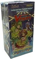 Cardfight Vanguard TCG English Dazzling Divas EB06 Extra Booster Box - 15 packs / 5 cards