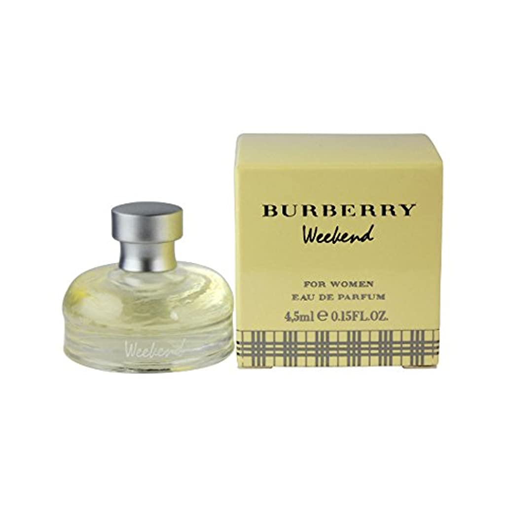 【バーバリー】ウィークエンド ウーマン ミニ香水 EDP?BT 4.5ml (並行輸入品)