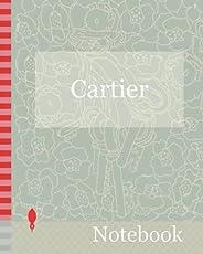Notebook: A notebook named Cartier