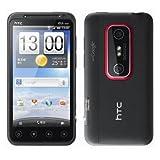HTC EVO 3D ISW12HT au [ブラック]