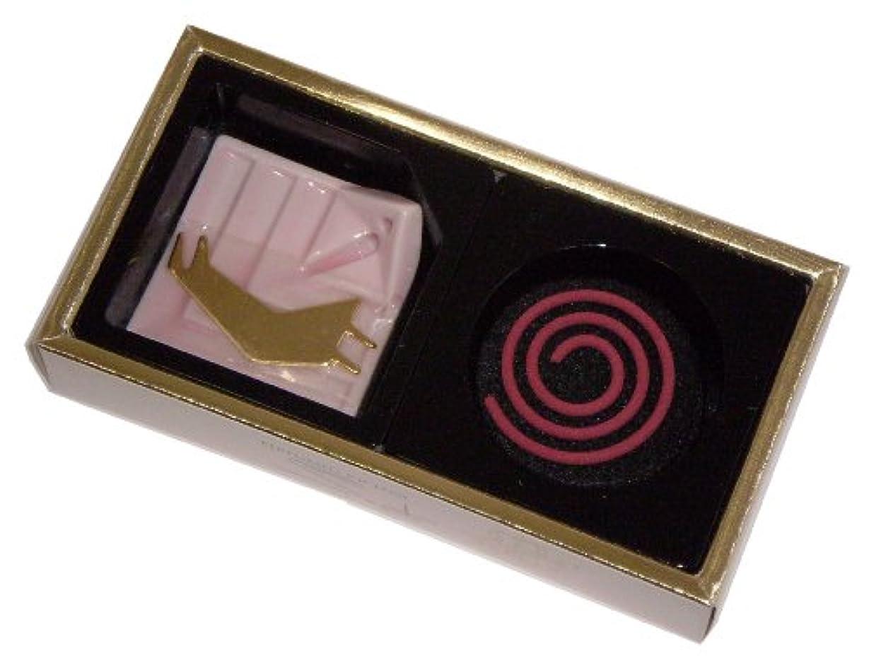 制限されたデモンストレーションアクセサリー玉初堂のお香 セント コイル レギュラー #5014