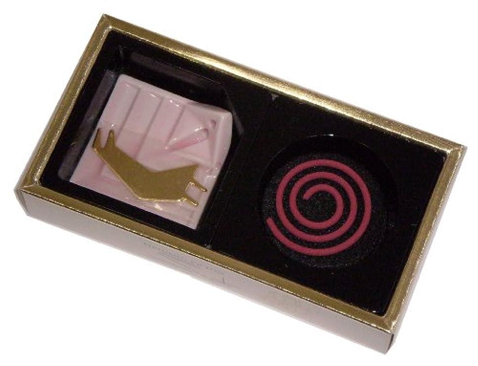 クラックポット解釈的ユダヤ人玉初堂のお香 セント コイル レギュラー #5014