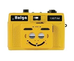 Holga 135Tim Plastic Camera (Yellow) [並行輸入品]