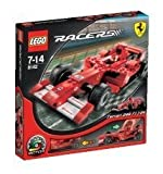 レゴ (LEGO) レーサー フェラーリF1 1/24 8142