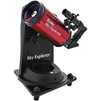Kenko 天体望遠鏡 Sky Explore SE-AT90M RD 反射式 口径90mm 焦点距離1250mm 卓上型 自動追尾機能付 SE-AT90M RD