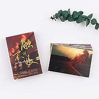 28 枚/セット Intouchables ミニ Lomo はがき/グリーティングカード/誕生日の手紙封筒ギフトカードメッセージカード