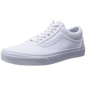 [バンズ] スニーカー BASIC Old Skool VN-0D3HW00 True White True White US 6(24cm)