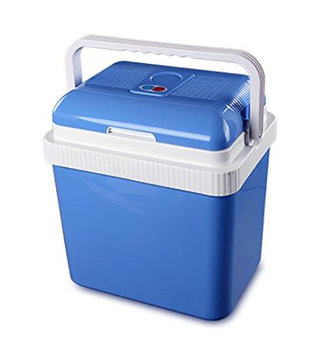 LIQICAI 24L 電動クーラーボックスミニ冷蔵庫冷凍 ...