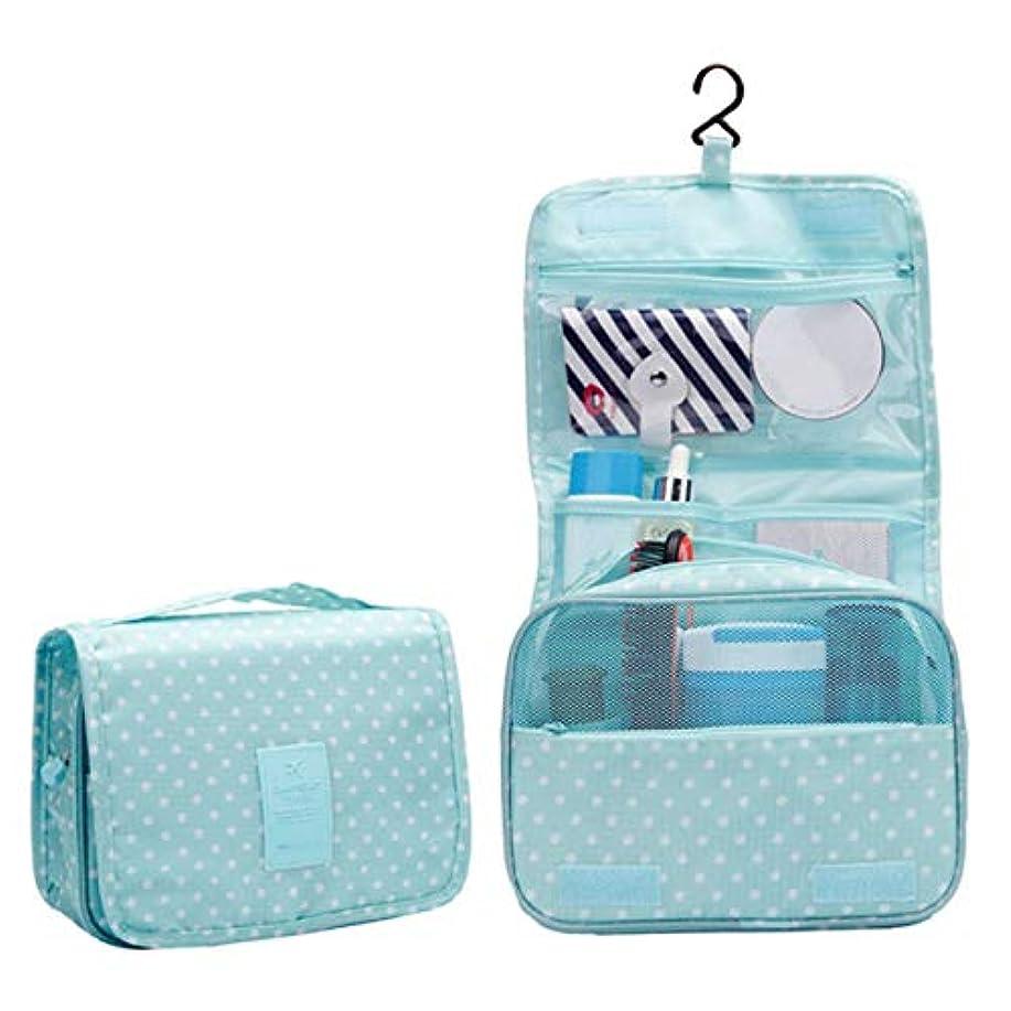 失速うま背景Wadachikis 例外的な女性ジッパーハンギング防水旅行トイレタリーの洗浄化粧品オーガナイザーバッグバッグ(None Picture Color)