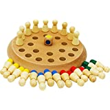 Toys of Wood Oxford Wooden Memory Games for Kids – Family Board Games for Kids and Adults