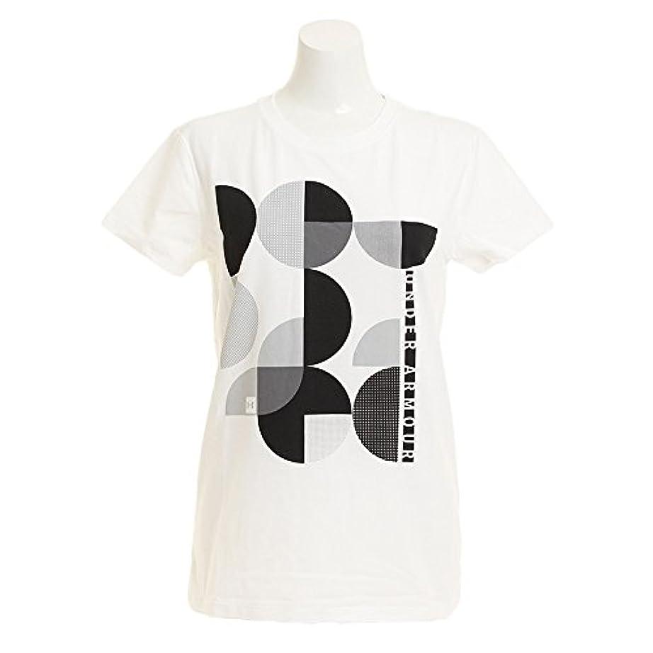 メキシコ気質準拠(アンダーアーマー)UNDER ARMOUR スポーツスタイルドットクルー(ライフスタイル/Tシャツ/WOMEN)[1310489]