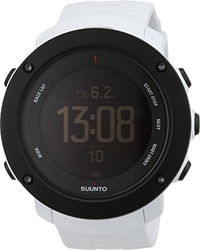 SUUNTO スント  登山 トレッキング GPSウオッチ AMBIT3 VERTICAL WHITE  日本  SS021967000