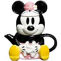 ディズニー  ミニーマウス ティーポット&カップ(1人用ティーセット)  SAN1937