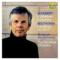 Schubert: Sym #8 / Beethoven: Sym #8