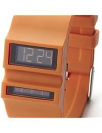 untrod Sol(ソル) hybrid solar watch オレンジ UTD001-OR