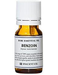 ベンゾイン 50% 希釈 (安息香) 10ml インセント アロマオイル AEAJ 表示基準適合認定精油