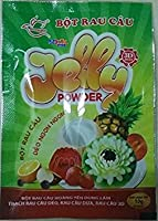 Hoang Yen 3D Jellyパウダー – The Best for Jellyアートケーキ ホーム&キッチン (6 packs x 10g)